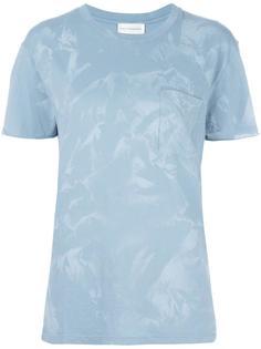 футболка с нагрудным карманом Faith Connexion