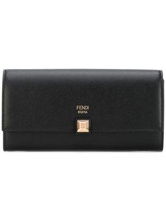 кошелек среднего размера continental Fendi