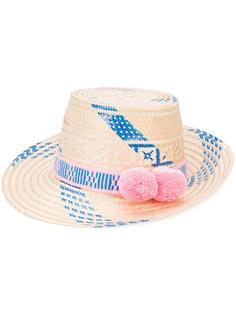 шляпа с помпоном Marea Oceanic Yosuzi