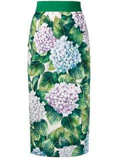 юбка-карандаш Ortensia Dolce & Gabbana