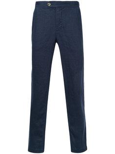 брюки с лямками на поясе Venroy