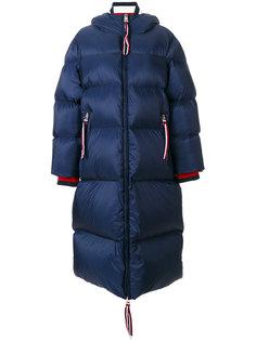 свободное дутое пальто Icon Hilfiger Collection