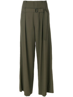 широкие брюки Brunello Cucinelli