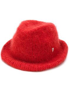 ворсистая шляпа Dondup