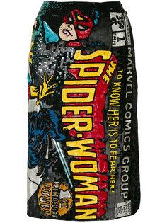декорированная юбка Spider-Woman Olympia Le-Tan