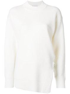 свитер с цепочной отделкой Carven