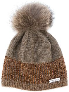 шапка с помпоном Norton