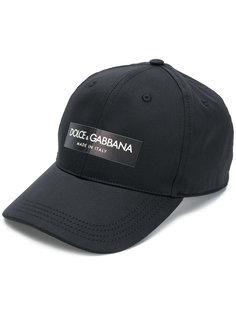 бейсболка с заплаткой с логотипом Dolce & Gabbana