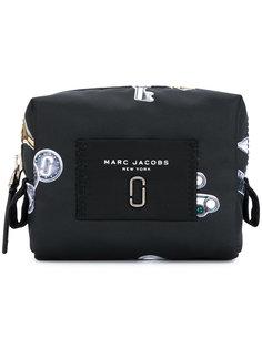 косметичка с принтом Tossed Charms Marc Jacobs