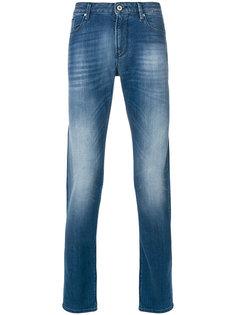 """джинсы с эффектом """"варенки"""" Emporio Armani"""