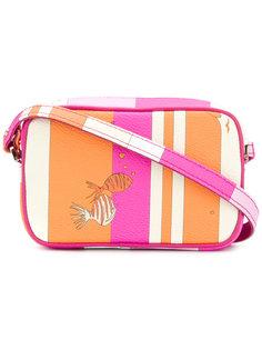 сумка через плечо с принтом рыб Emilio Pucci