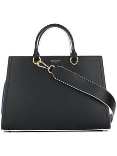 сумка-тоут с верхними ручками Emilio Pucci
