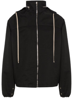 куртка с капюшоном на молнии Rick Owens