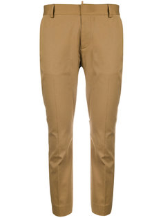 cropped tailored trousers Dsquared2