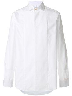 рубашка с потайной застежкой Paul Smith