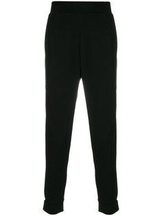 брюки с аппликацией Fendi