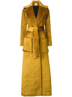 длинное пальто Ultràchic