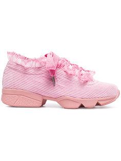 кроссовки Pink Dee Ganni