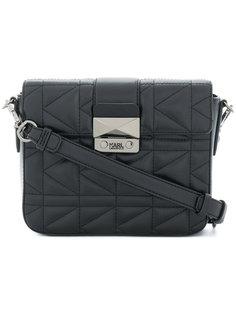сумка через плечо K/Kuilted Karl Lagerfeld