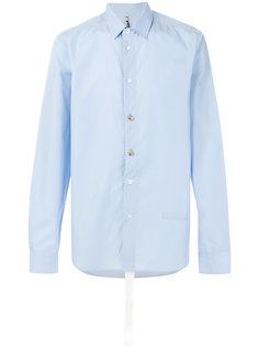рубашка с элементом ремешка Oamc