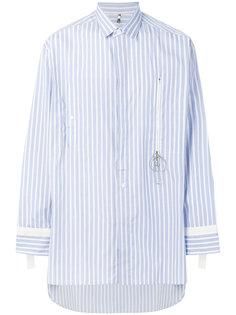рубашка в стиле оверсайз Oamc