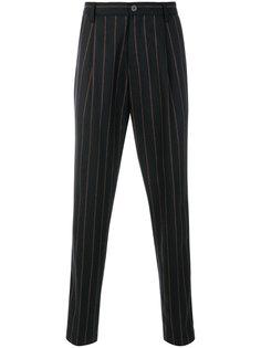 брюки в тонкую полоску Tomorrowland