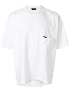 футболка Oversized Droopy Balenciaga