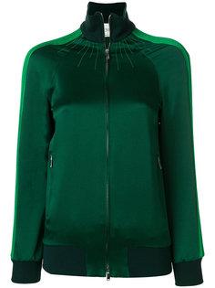спортивная куртка с контрастной строчкой Valentino