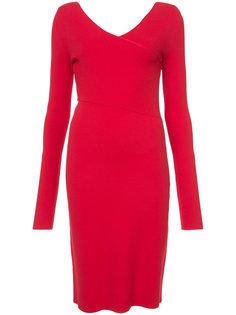 платье с V-образным вырезом Dvf Diane Von Furstenberg