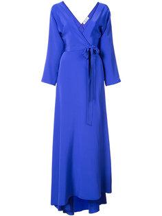 классическое платье с запахом  Dvf Diane Von Furstenberg