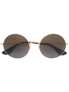 объемные солнцезащитные очки Ray-Ban