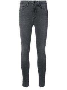 джинсы скинни с завышенной талией  Frame Denim