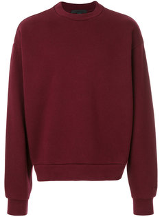 classic fleece sweatshirt Alexander Wang