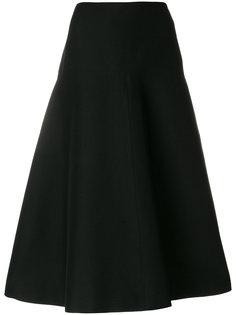 расклешенная юбка миди Marni