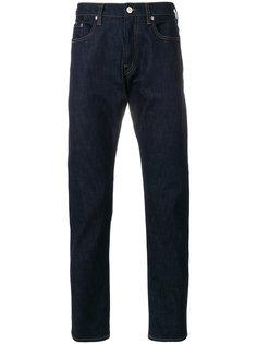 мягкие джинсы штрихованной фактуры Ps By Paul Smith