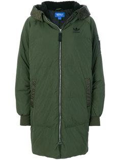 длинная куртка-бомбер Adidas Originals Adidas