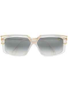 солнцезащитные очки в прямоугольной оправе Cazal