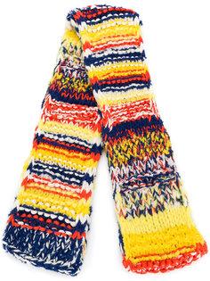 трикотажный шарф Pringle Of Scotland