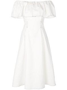 платье с открытыми плечами Rejina Pyo