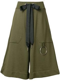 укороченные широкие брюки Marquesalmeida