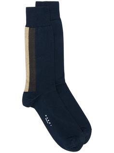 полосатые носки Marni