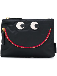 клатч Happy Eyes Anya Hindmarch