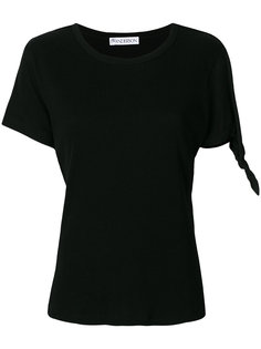 футболка с завязками  JW Anderson