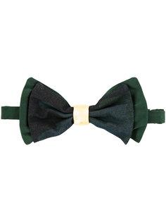 галстук-бабочка с металлическим кольцом Cor Sine Labe Doli