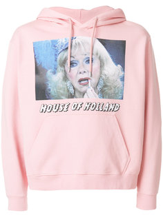 photo print hoodie House Of Holland