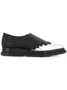 western insert loafers Sacai