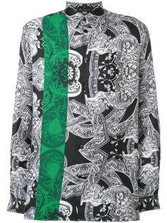 рубашка Barocco Instante Versace