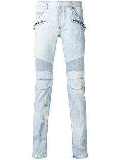 джинсы кроя слим Balmain