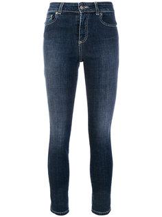 джинсы с высокой талией Twin-Set