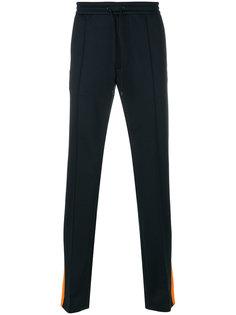 спортивные брюки с лампасами Valentino